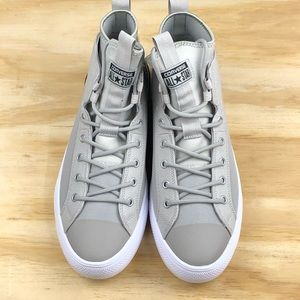 Converse Chuck Taylor All Star Ultra Mid Pale Grey NWT